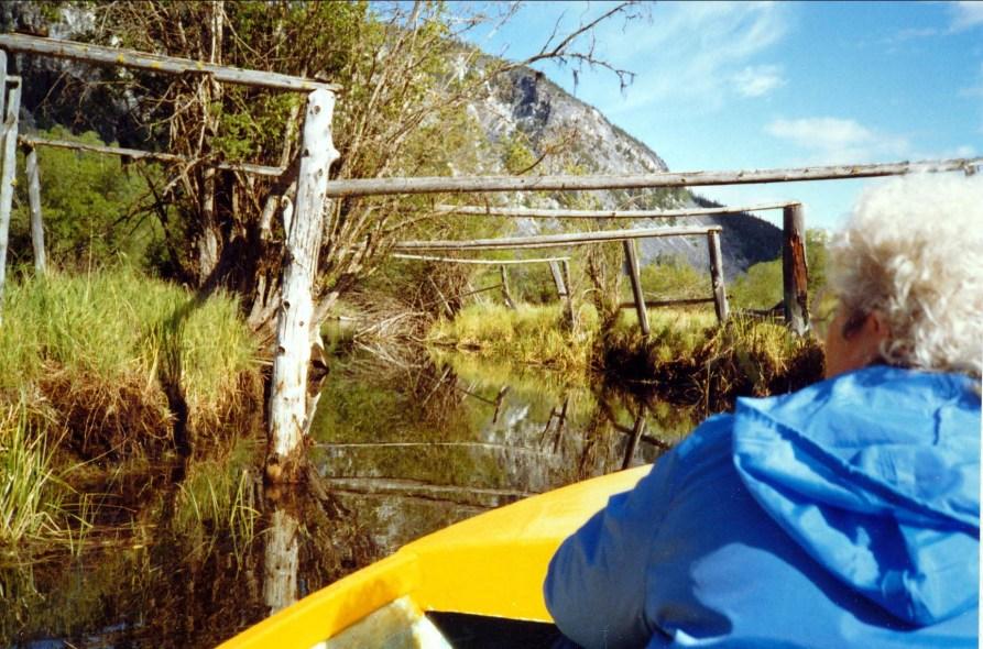 1991, Lonesome Lake - Henriette