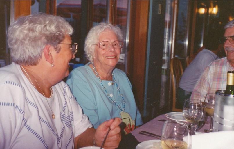 1993, Henriette, Laurette et Johnny