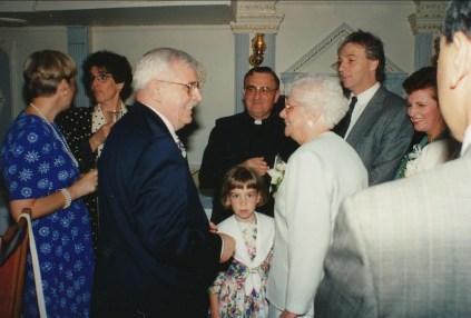 1994, 50e Irène, Laura, Johnny,Alexandra, Laurette, Richard, Lena