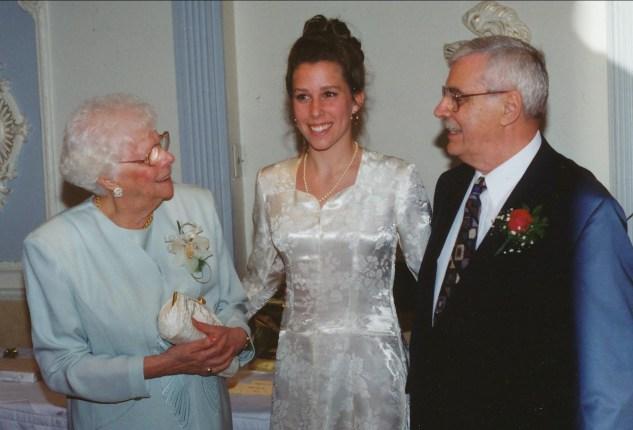 1994, 50e Laurette, Marie-Hélène et Johnny