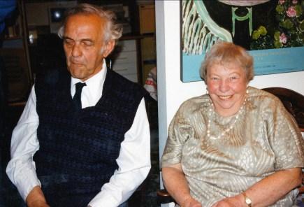 1994, juin - Frans van de Sande et Myrtle