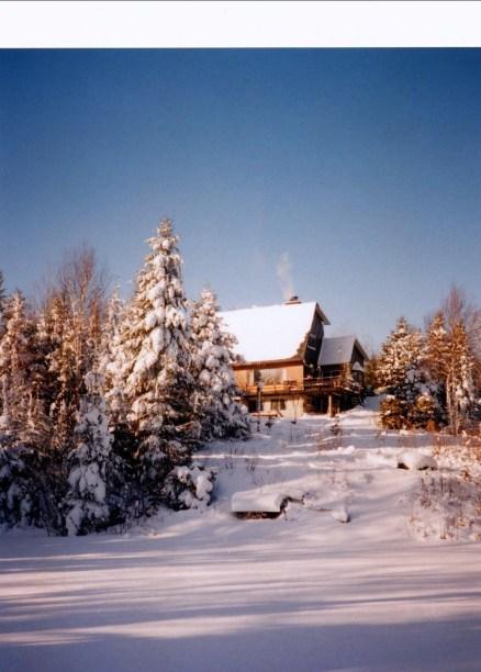 1994, maison à Val-David