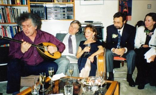 1994, mariage Anne et Robert