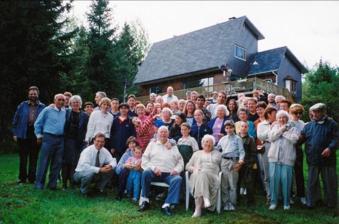 2000, 60e Anniversaire de mariage
