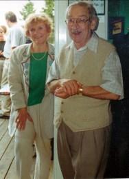 2000, 60e Claire Perreault et Jean-Paul