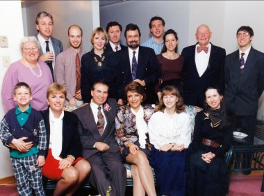 2001, famille Thivierge
