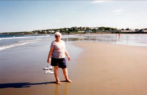 2006, Henriette à Ogunquit