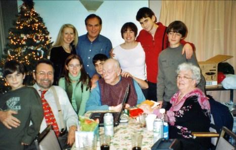 2006, Noël résidence Angélica