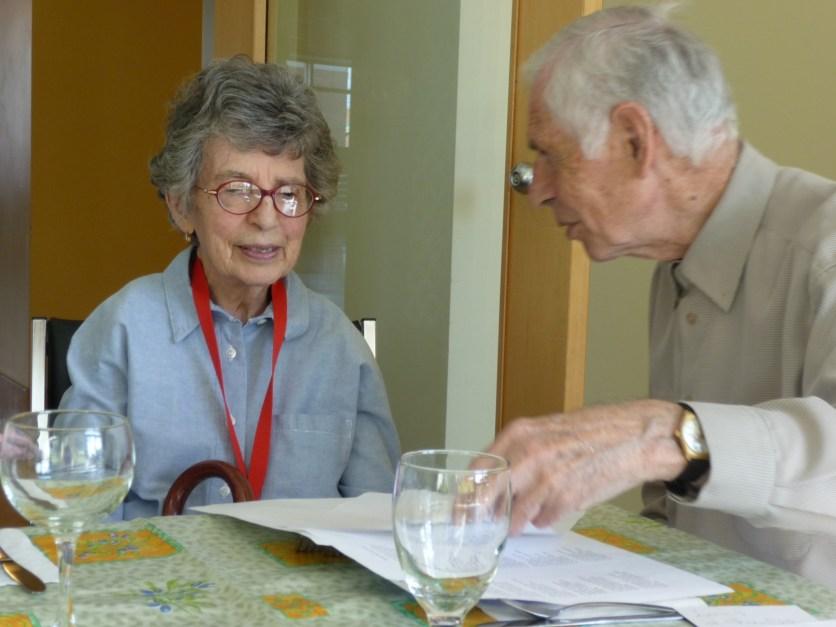 2010-10-09 Gaby et Louis de Kinder