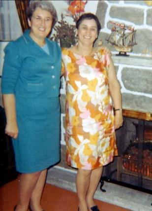 Henriette et Margie Duncan