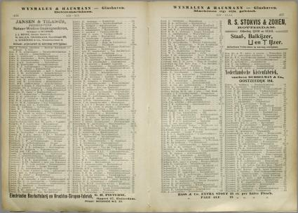 b-16c. adresboek Rotterdam 1903