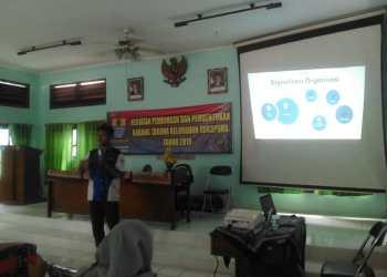 pembentukan Karang Taruna di aula kelurahan Sukapura