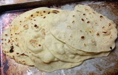 Tortillat më të shijshme do t`i provoni nga duart tuaja!