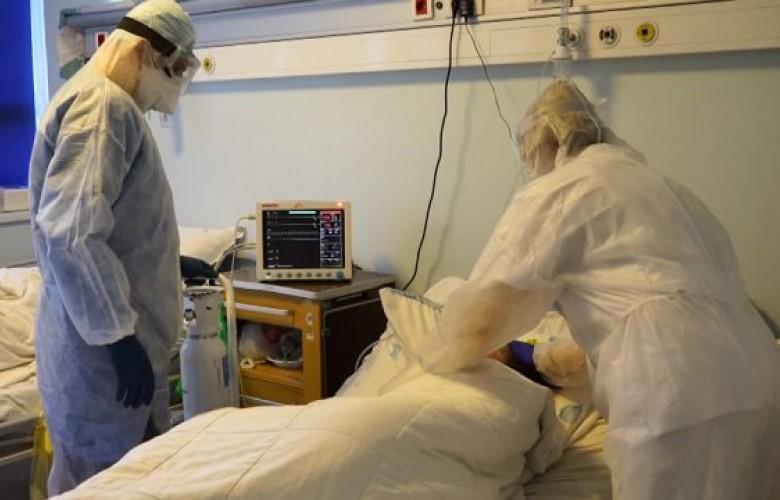 Mbushen spitalet me pacientë me koronavirus