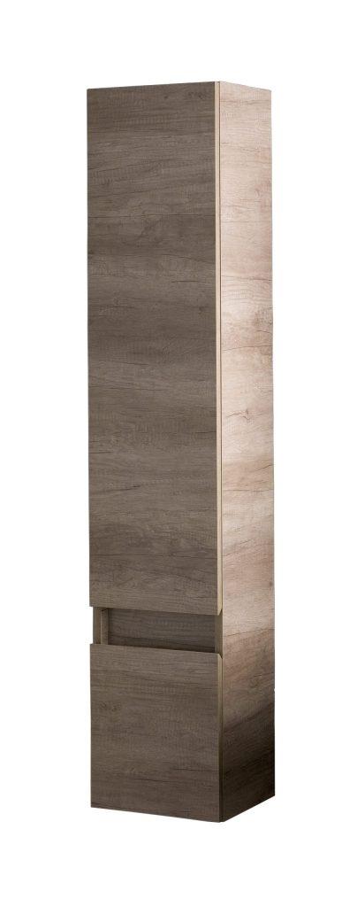 K Store 1520mm Wall Cabinet - Nebraska Oak