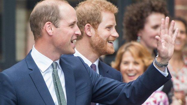 Prins William onthult geslacht en naam van ongeboren ...