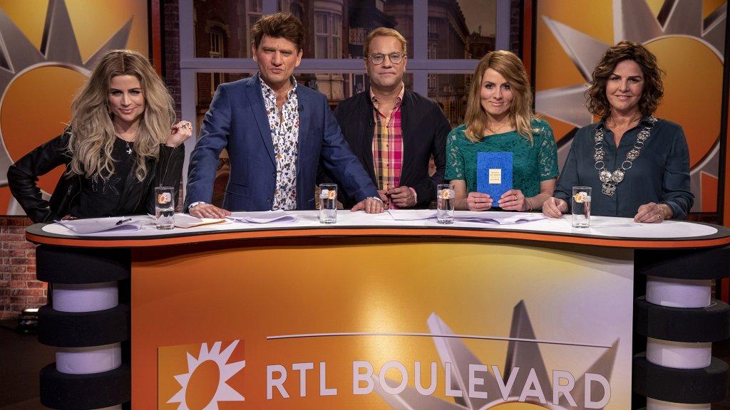 Tv Kantine Neemt Rtl Boulevard Op De Hak Rtl Nieuws