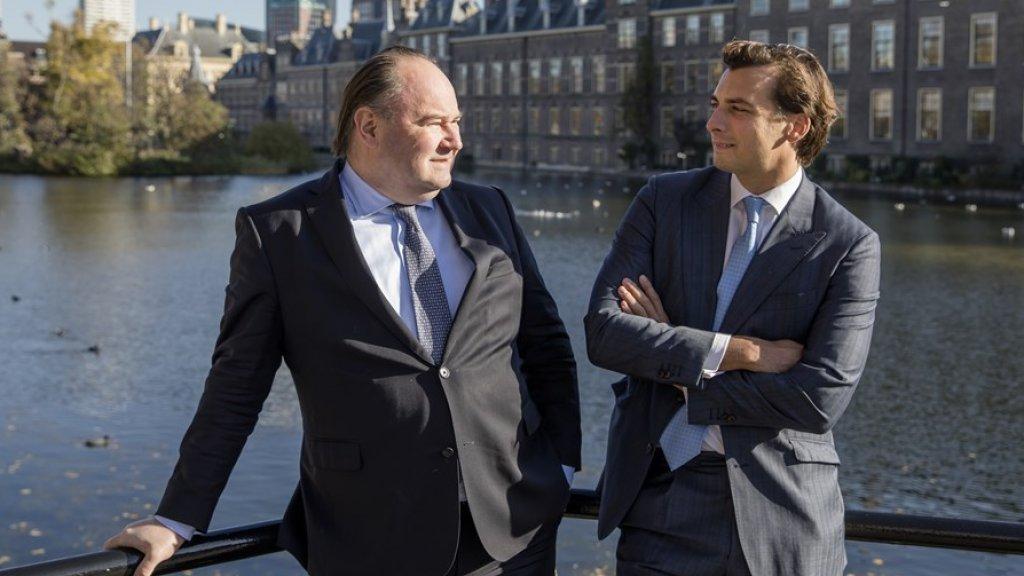 Henk Otten In Het Partijbelang Doe Ik Tijdelijk Stapje