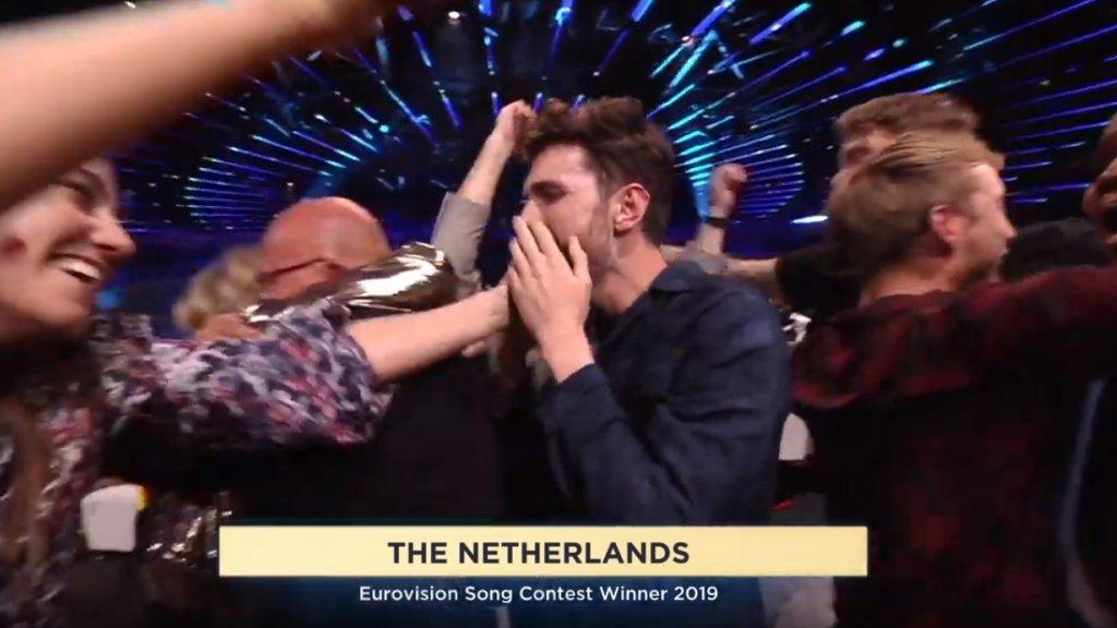 Duncan Doet Het Nederland Wint Voor Het Eerst Sinds 1975