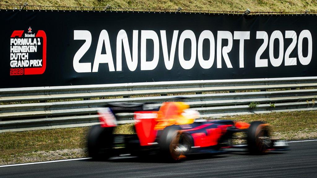 F1 Presenteert Racekalender 2020 Zandvoort Op 3 Mei Rtl