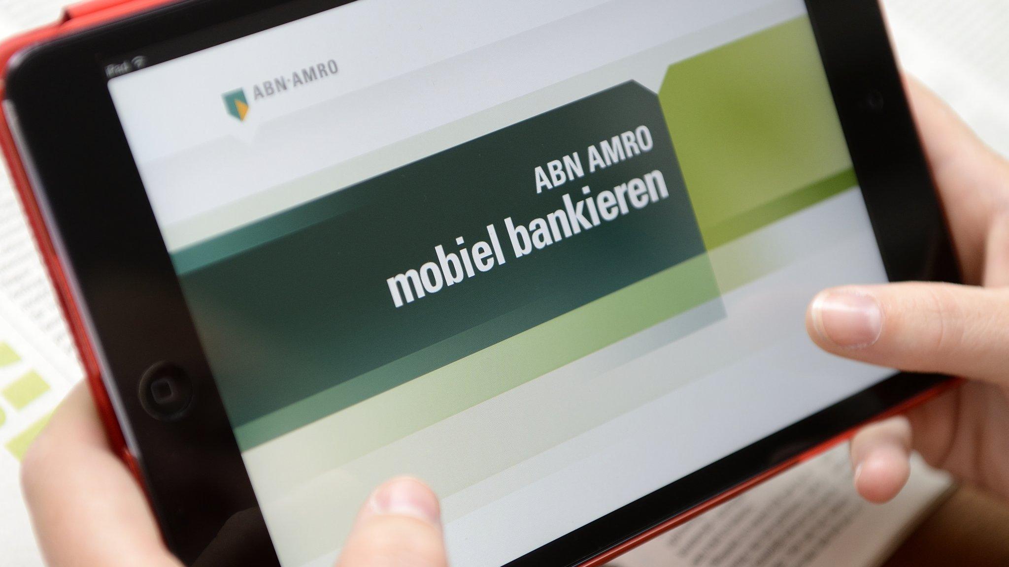 Grote Storing Abn Amro Voorbij Internetbankieren Werkt