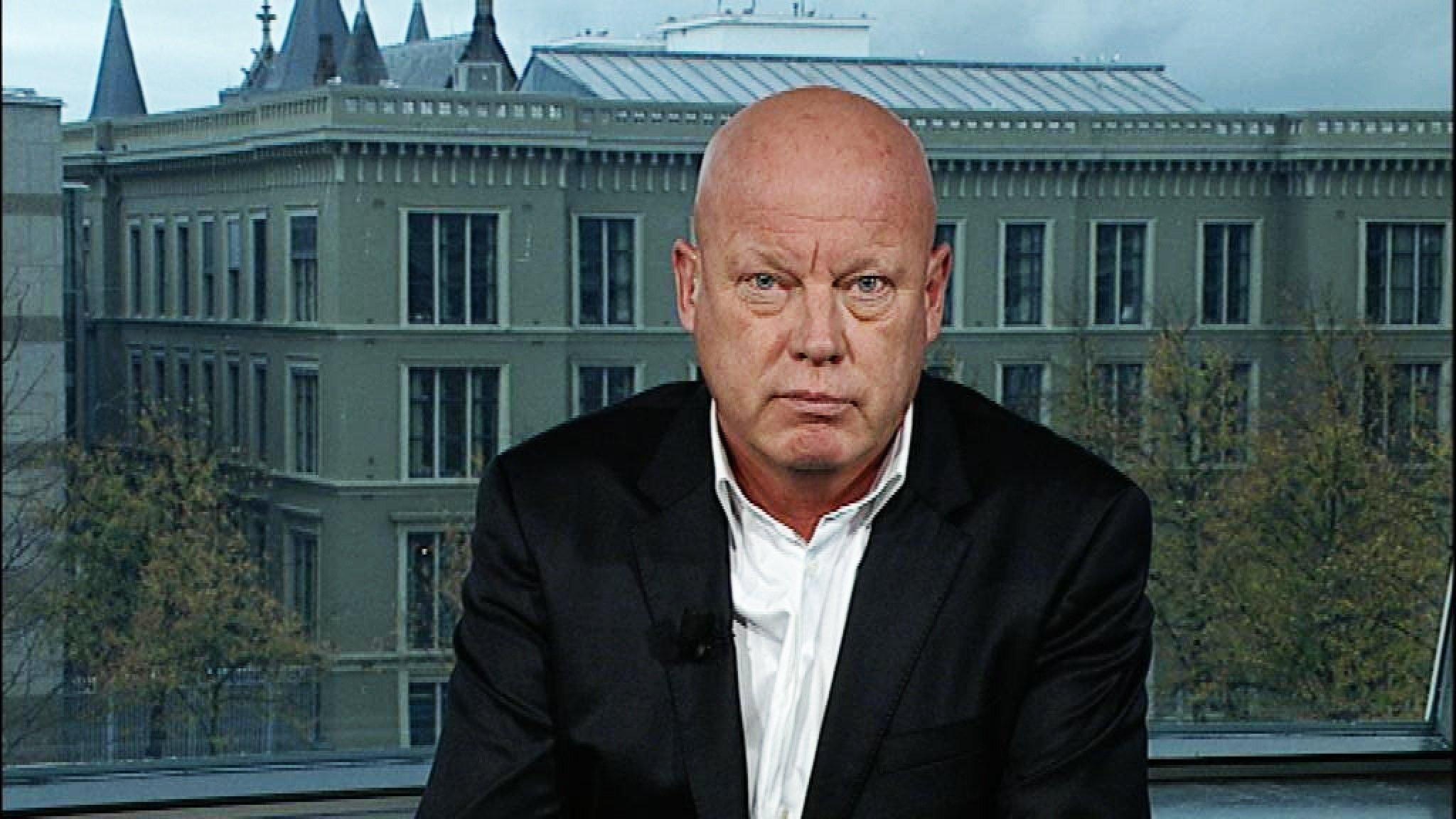 Frits Wester Last Rustpauze In Bij Rtl Nieuws Rtl Nieuws