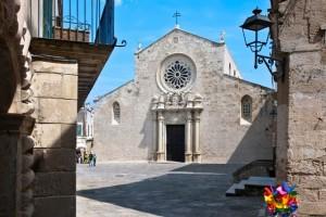 Italy, Apulia, Otranto. The cathedral