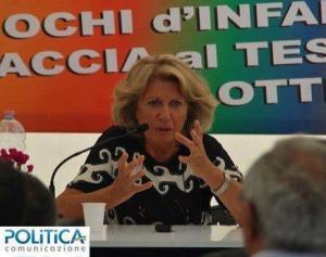 sen. Adriana Poli Bortone