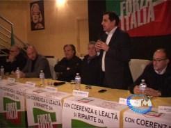 Meeting di Forza Italia a Manduria 1