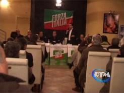 Meeting di Forza Italia a Manduria 2