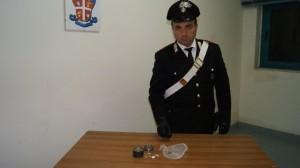 arresto droga CC