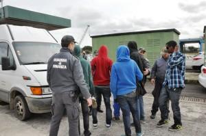 immigrati clandestini