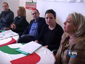 Conferenza stampa PD Manduria