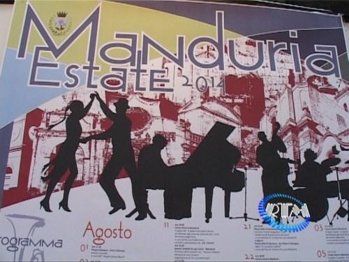 Presentazione Manduria Estate 2014