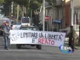 Protesta Campomarino di Maruggio