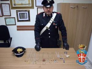 4 arresti in flagranza  Maruggio
