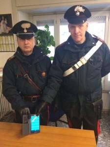 Foto militari con telefonino