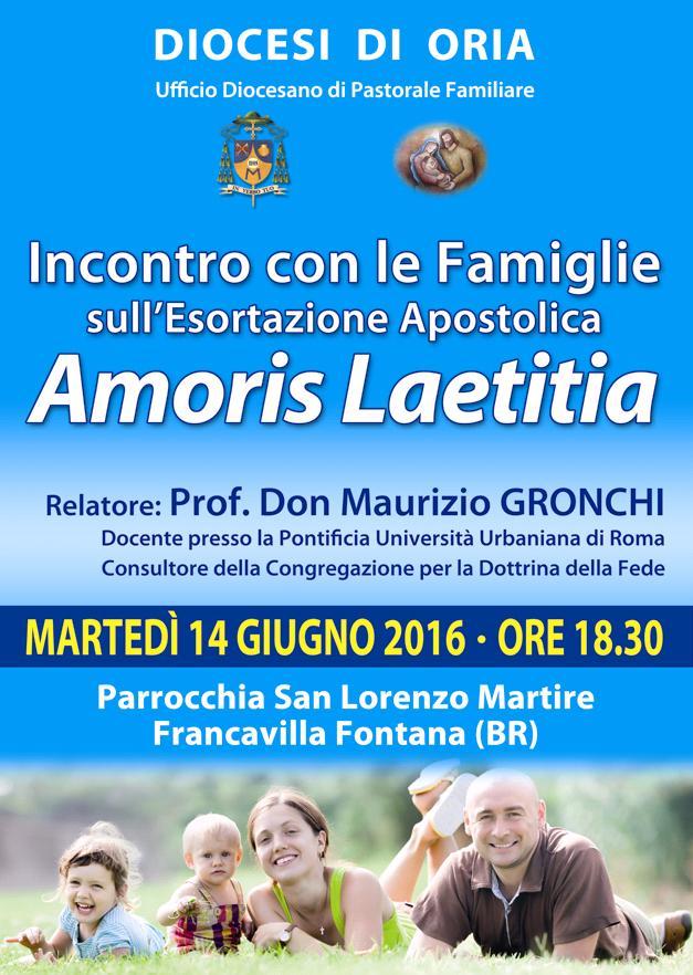 AMORIS_LAETITIA_DIOCESI_ORIA