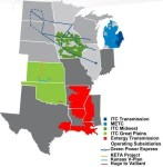 Map of ITC-Entergy Transmission Territories (Source: ITC Holdings Corp.)