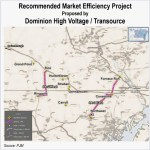 PJM Transmission Expansion Advisory Committee - Recommended Market Efficiency Project (PJM) - planning committee