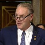 Zinke climate change war on coal