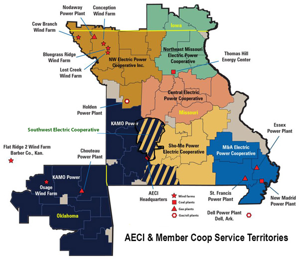 spp aeci joint transmission planning study