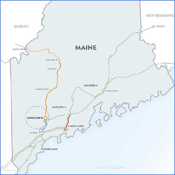 Maine Puc Move Poses Hurdle For Necec Rto Insider
