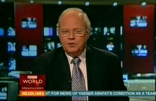 BBC World. Now with ticker!