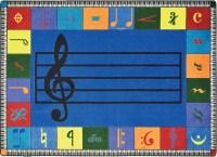 music classroom rug  Roselawnlutheran