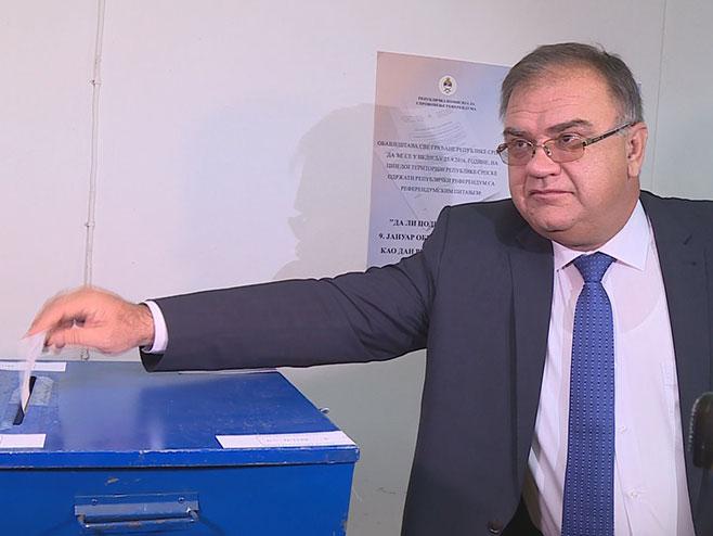 Младен Иванић - Фото: РТРС