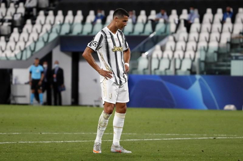 Ronaldo COVID-19
