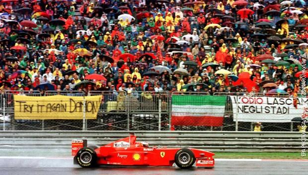Šumaher je jedan od najboljih vozača u istoriji Formule 1
