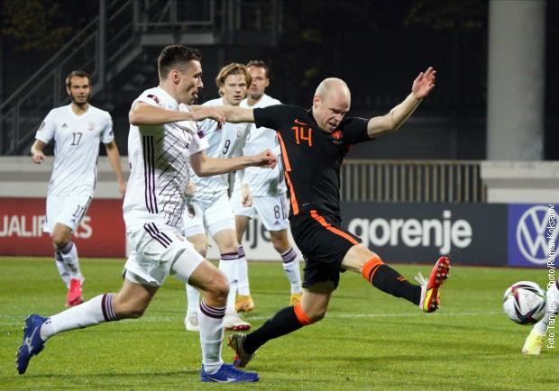 Holandija nekako pobedila u Rigi