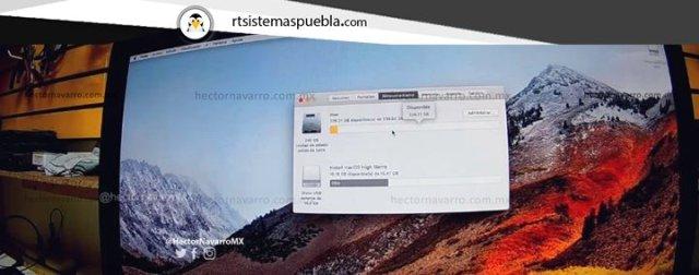 Comprobar la instalación de la SSD correctamente